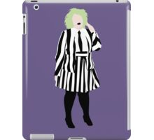 Plus Size Halloween - Beetlejuice iPad Case/Skin