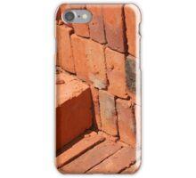 Adobe Bricks Piled in a Brickyard iPhone Case/Skin
