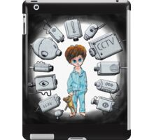 WATCH WITH BROTHER iPad Case/Skin