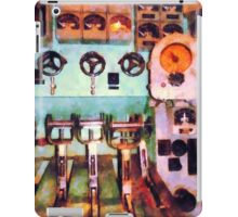 Electrical Control Room iPad Case/Skin