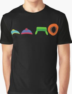 The Hats - South Park Graphic T-Shirt