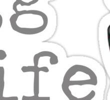 Egg Life Sticker