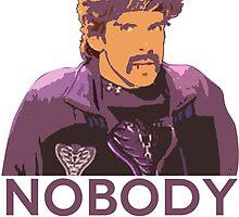 Nobody make me bleed my own blood - Dodgeball by landobry