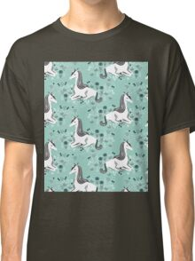 Unicorn // mint pastel andrea lauren  Classic T-Shirt