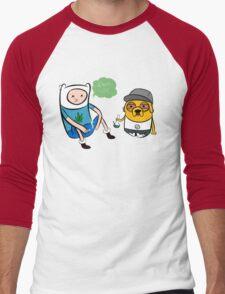 Adventure time - finn and jake high T-Shirt