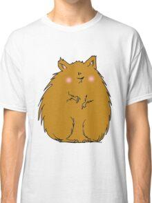 Fat hamster Classic T-Shirt