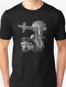 Velocette Thruxton Engine T-Shirt