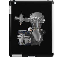 Velocette Thruxton Engine iPad Case/Skin
