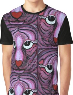 Love Tiger Graphic T-Shirt