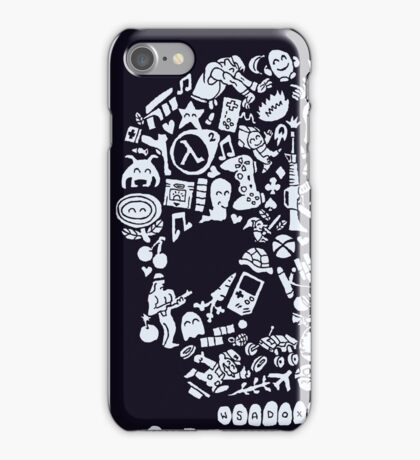 Gamer till Death iPhone Case/Skin