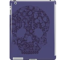 Gamer till Death iPad Case/Skin