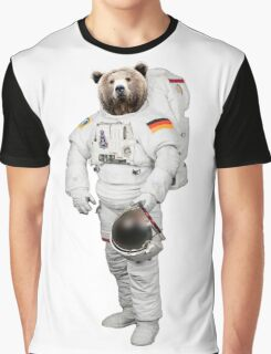 SPACE BEAR Graphic T-Shirt