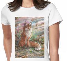 Holy Fox Womens Fitted T-Shirt