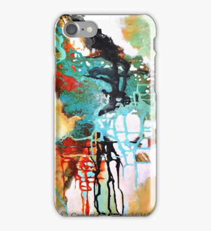 Facets iPhone Case/Skin