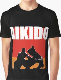 Aikido Martial Style Karate Sensei Style Hoodie T-shirt Graphic T-Shirt