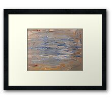 ABSTRACT 421 Framed Print
