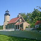 White River Lighthouse by Jack Ryan