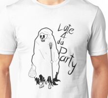LATE 4 DA PARTY Unisex T-Shirt