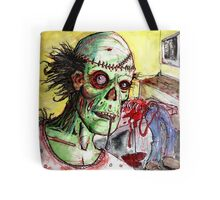 Patient Zero Tote Bag