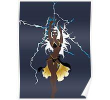 Storm Xmen Poster