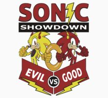 Sonic Showdown Kids Tee