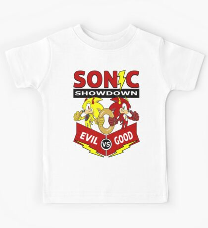 Sonic Showdown Kids Tee