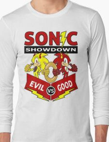 Sonic Showdown Long Sleeve T-Shirt