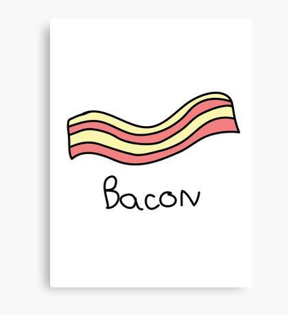 Bacon! Canvas Print