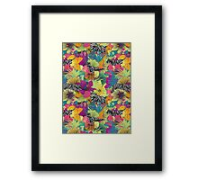 wondergarden Framed Print