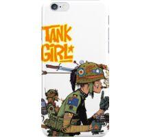 TANK GIRL iPhone Case/Skin