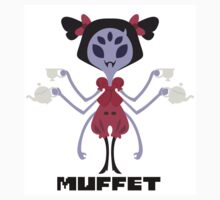 Muffet Color Kids Tee
