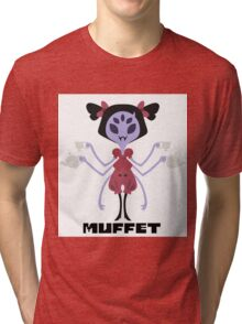 Muffet Color Tri-blend T-Shirt