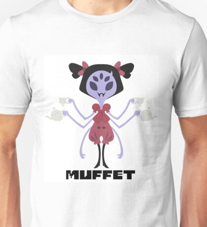 Muffet Color Unisex T-Shirt
