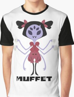 Muffet Color Graphic T-Shirt