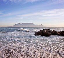 High Tide by Roxanne du Preez