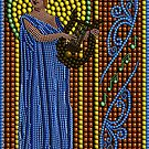 Lyre Mosaic by Troy Brown