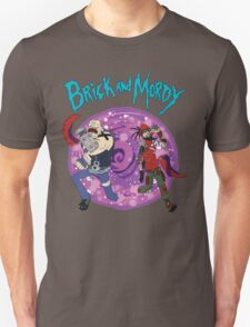 Brick and Mordy T-Shirt