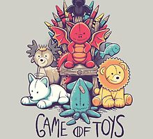 Game of Thrones Cuddly Toy Design by Katyh1299