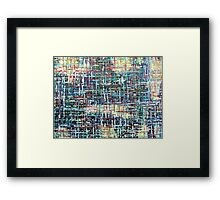 ABSTRACT 302 Framed Print