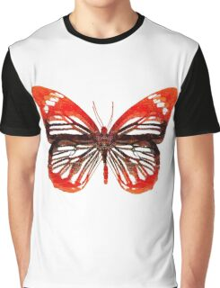 Butterfly abstract Graphic T-Shirt