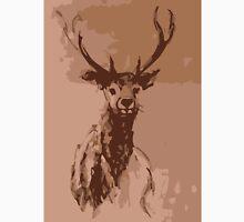 Deer Stag Sketch Illustration Classic T-Shirt