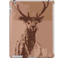 Deer Stag Sketch Illustration iPad Case/Skin