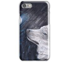 Light Side Moon iPhone Case/Skin