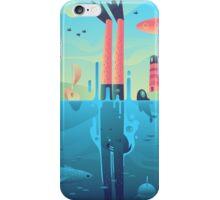 go deep iPhone Case/Skin