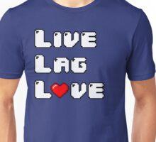 Live // Lag // Love Unisex T-Shirt