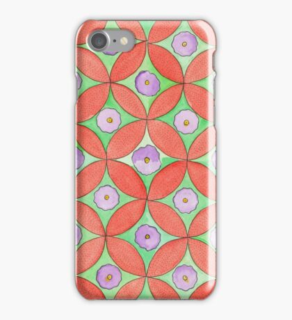Purple Pansy Perfection iPhone Case/Skin