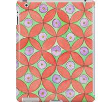 Purple Pansy Perfection iPad Case/Skin