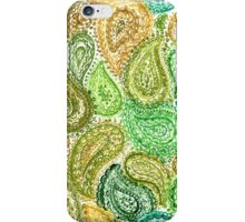 Green Fantasy iPhone Case/Skin