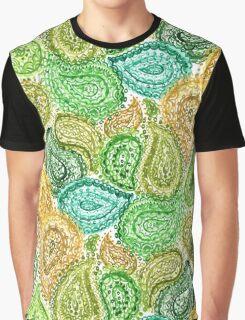Green Fantasy Graphic T-Shirt
