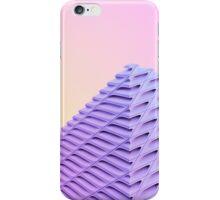 Purple Architecture iPhone Case/Skin